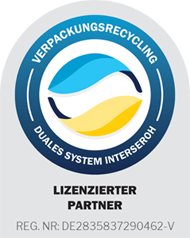 Verpackungsrecycling - Duales System Interseroh - Lizenzierter Partner